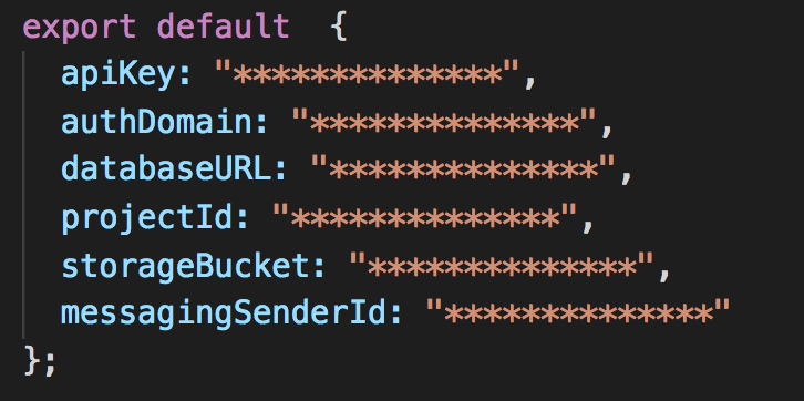 firebase.config.js file